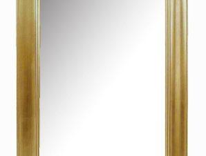 Καθρέπτης με Χρυσή Κορνίζα