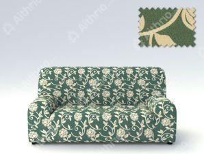 Ελαστικά καλύμματα καναπέ Acapulco-Τριθέσιος-Πράσινο-10+ Χρώματα Διαθέσιμα-Καλύμματα Σαλονιού