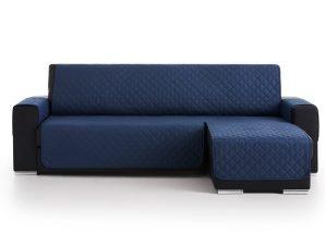 Σταθερά Καλύμματα Καναπέ Γωνία Universal Quilt – C/4 Μπλε – Γωνία 200cm