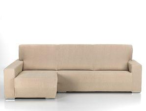 Ελαστικά καλύμματα γωνιακού καναπέ Bielastic Alaska-Αριστερη-Ιβουάρ