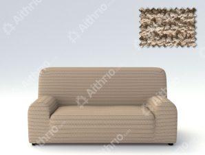 Ελαστικά Καλύμματα Προσαρμογής Σχήματος Καναπέ Elegant – C/18 Λινό – Τριθέσιος-10+ Χρώματα Διαθέσιμα-Καλύμματα Σαλονιού