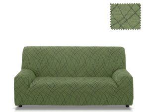 Ελαστικά καλύμματα καναπέ Karen-Τετραθέσιος-Πράσινο-10+ Χρώματα Διαθέσιμα-Καλύμματα Σαλονιού