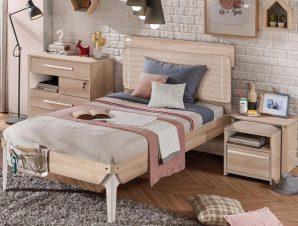 Παιδικό κρεβάτι D-1310 USB CHARGING