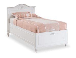 Παιδικό κρεβάτι με αποθηκευτικό χώρο RO-1709