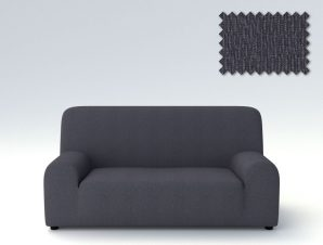 Ελαστικά καλύμματα καναπέ Peru-Διθέσιος-Γκρι-10+ Χρώματα Διαθέσιμα-Καλύμματα Σαλονιού