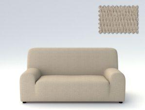 Ελαστικά Καλύμματα Προσαρμογής Σχήματος Καναπέ Peru-Λινό-Τετραθέσιος-10+ Χρώματα Διαθέσιμα-Καλύμματα Σαλονιού