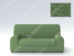 Ελαστικά καλύμματα καναπέ Ξεχωριστό Μαξιλάρι Valencia-Διθέσιος-Πράσινο-10+ Χρώματα Διαθέσιμα-Καλύμματα Σαλονιού